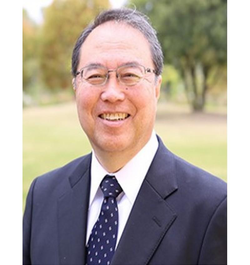 中尾真一ᅠ教授 Prof. Shin-ichi Nakao